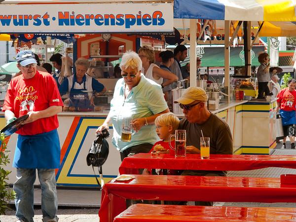 60. Darmstädter Heinerfest vom 1. bis 5. Juli 2010