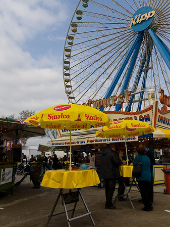 Frühjahrsmess Darmstadt 2013