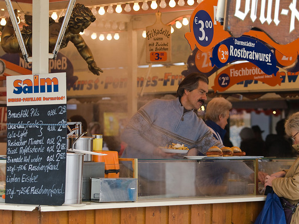 Weihnachtsmarkt Darmstadt 2010