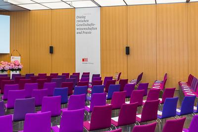 Verleihung des Schader-Preis 2017 an Prof. Dr. Nicole Deitelhoff am 11. Mai 2017 in der Schader-Stiftung, Darmstadt