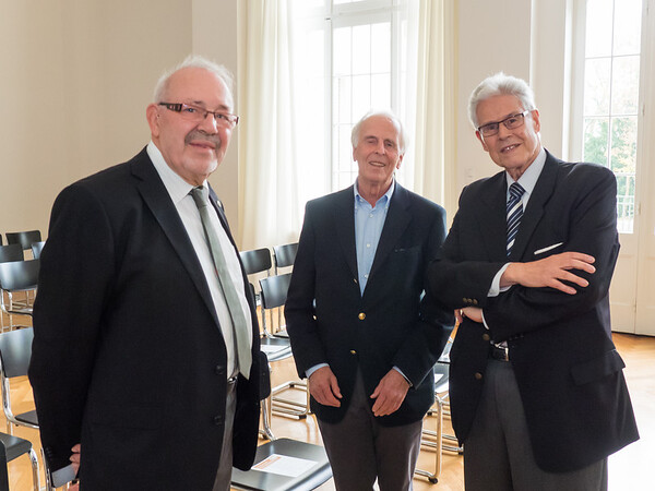 Verleihung des Robert Piloty-Preises 2016 der TU Darmstadt am 28. Oktober 2016 im Georg Christoph Lichtenberg-Haus Darmstadt