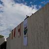 Eröffnung des Besucher-Informationszentrums beim Weltnaturerbe Grube Messel am 26. August 2010