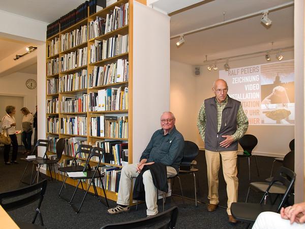 Kulturfest im Literaturhaus Darmstadt am 4.September 2015