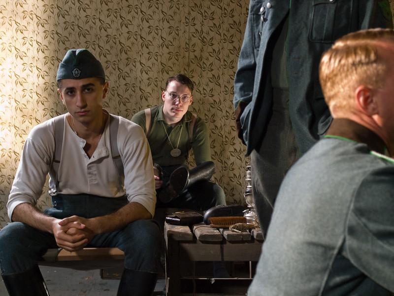 "Dreharbeiten zum Dokumentarfilm ""Das Radikal Böse"", Copyright: Christoph Rau, Darmstadt"
