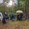 """Dreharbeiten zum Dokumentarfilm """"Das Radikal Böse"""""""