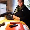 Birgit Søndergaard Nielsen, sygeplejerske på Pskykiatrisk Ambulatorie, <br /> Brønderslev, 18.2.2015<br /> © Foto: Søren Holm/Chili<br /> Dato: <br /> Chili foto & arkiv