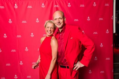 Fotovegg Årsfesten 2017 Hennig Olsen Is