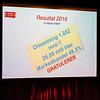 Informasjonsmøte på Kilden på Årsfesten 2017 for Hennig Olsen Is