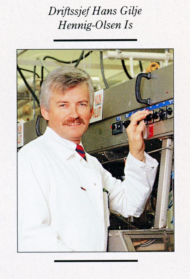 Hans Fr. Gilje.
