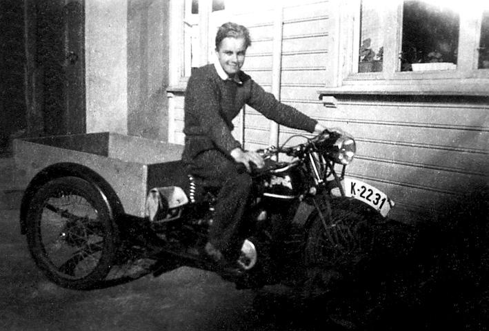 Motorsykkel