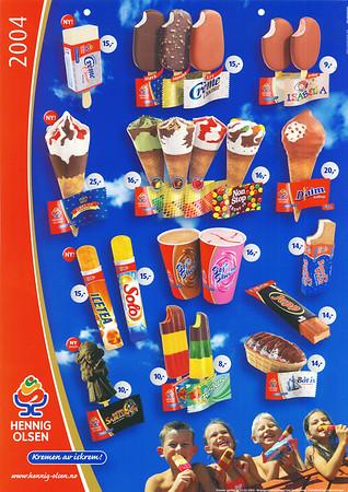reklame, isreklame fra 2004