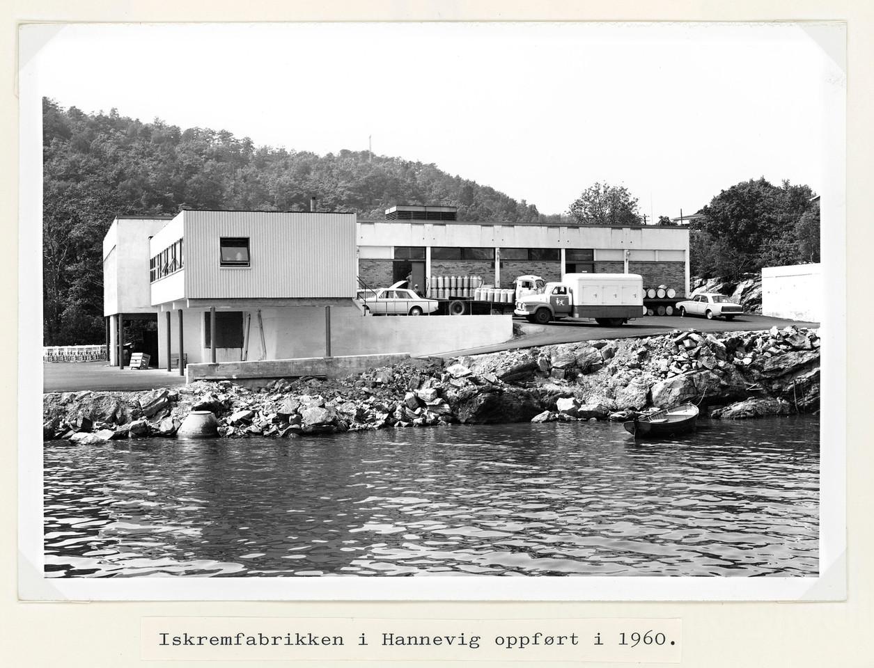 Fabrikken i Hannevika