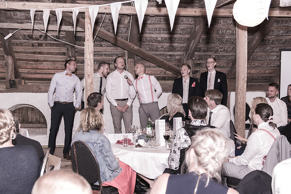 Bröllopsfoto Evelina och Robert