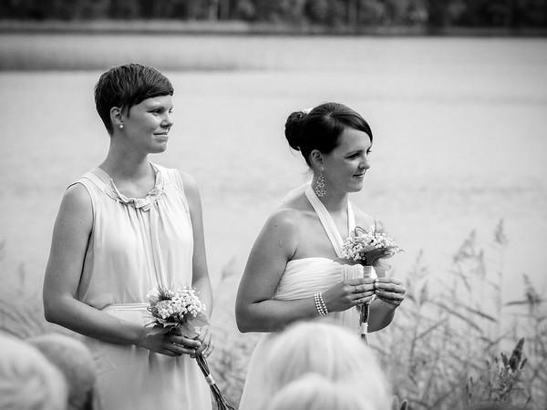 Bröllopsfoto Marlen och Daniel