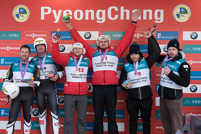 8. Viessmann Weltcup 2017 PeyeongChang (Kor)