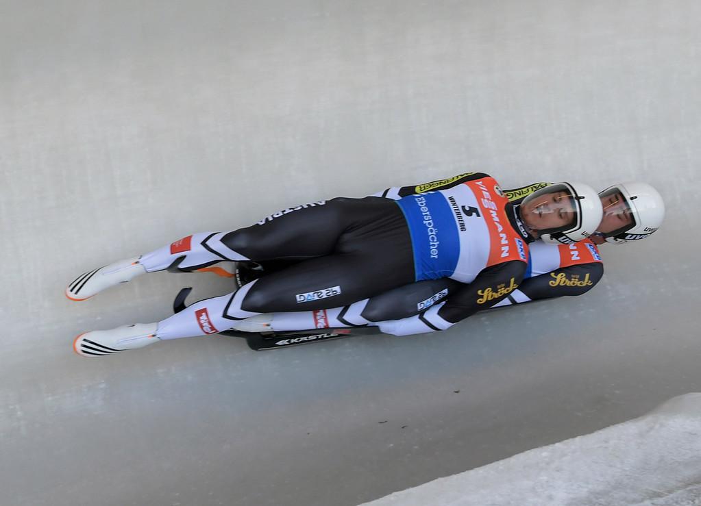 Rennrodel Weltcup Winterberg