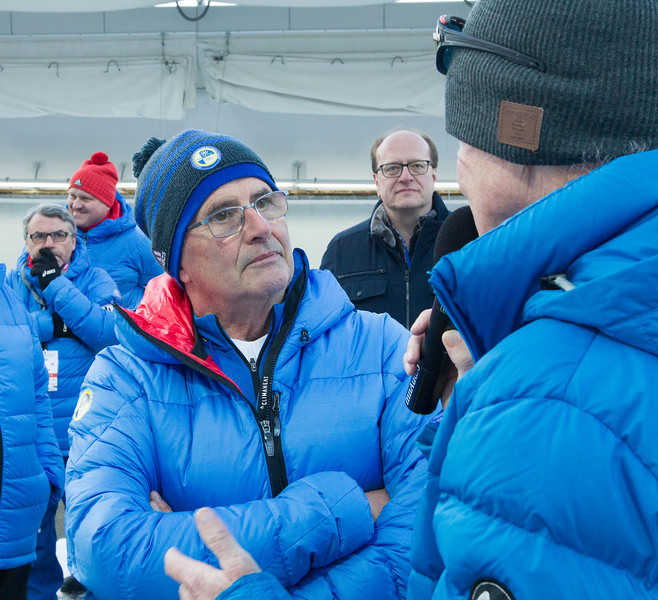 Fotograf: kristen-images.com / Michael Kristen // 18.11.2017 / Bobbahn Innsbruck-Igls / Rodeln / Rennrodel Weltcup - WC 2017 / Kunstbahnrodeln / Bild: Peter Knauseder