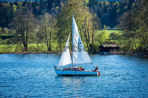 Uster am Greifensee by AlexLoertscherFoto ch 150421C32