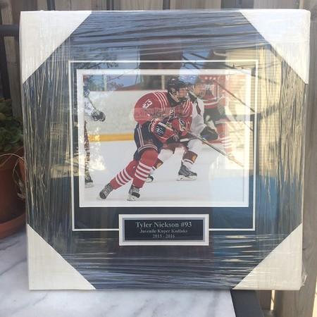 Kuper 2015-16 Bantam Hockey