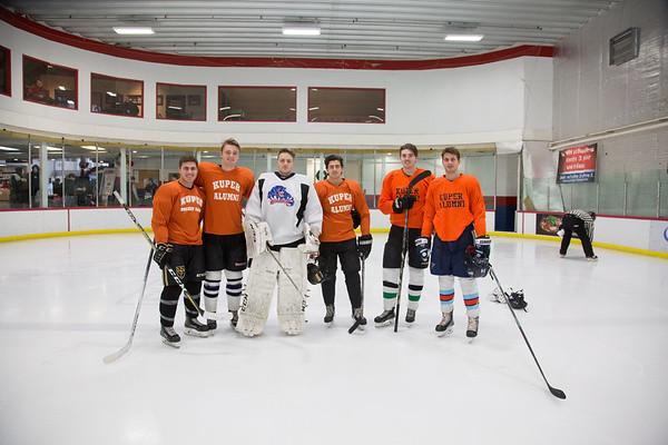 2017 Kuper Academy Alumni Hockey Tournament