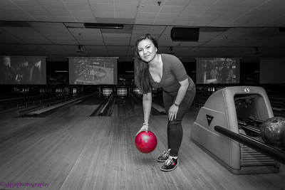 Glyza's B-day Bowling Fun Night