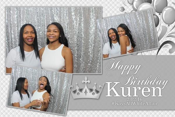 Kuren's 13th Birthday