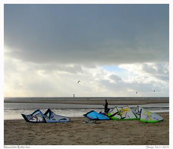 Strand Maasvlakte, Rotterdam
