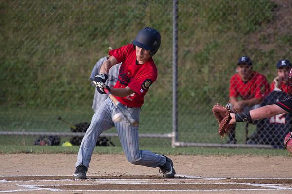 Kutztown Legion Baseball 2017