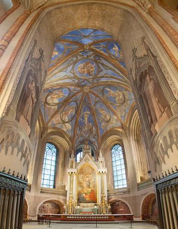 Turun tuomiokirkon alttari / Altar of Turku Cathedral