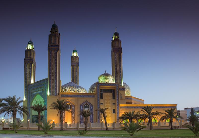 Kuwait - Masjid Al Imam Al baqer