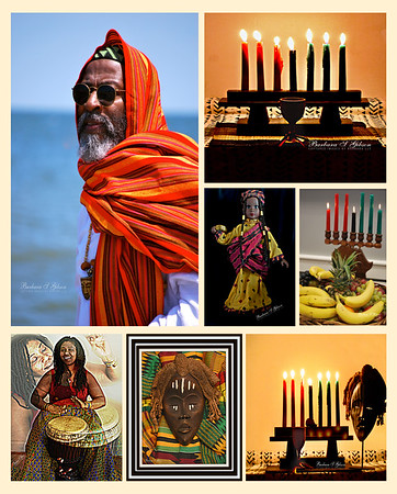 Kwanzaa Collage