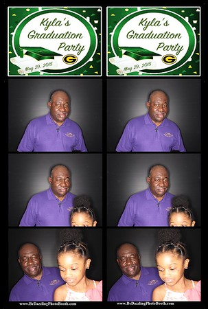 Kyla's Graduation Party 5-30-2015