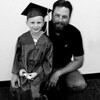 Kyles preschool graduation, San Angelo, Texas. Shot with Kodak Tri-X film. May 2013.