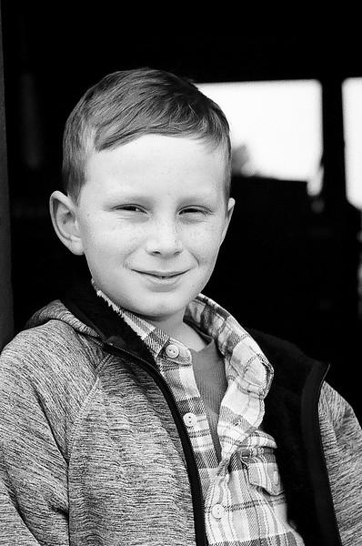 Kyle at Frying Pan Park.  Kodak Tri-X, Dec 2015.