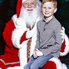 Chatting with Santa. Dec 2014.