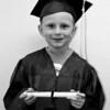 Kyles preschool graduation, San Angelo, Texas. Taken with Kodak Tri-X. May 2013.