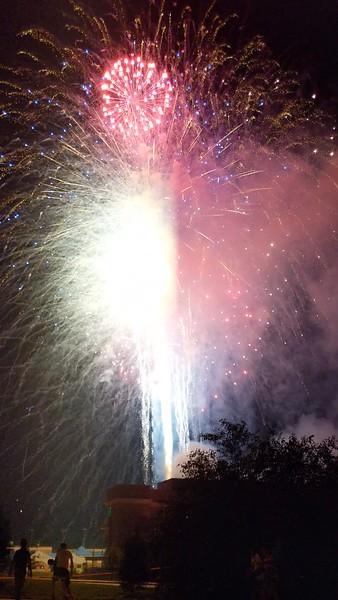Manassas, Virginia Independence Day FINALE.