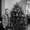 First Christmas in our new house. 2020 Tri-X 35mm