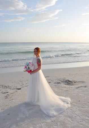 Beautiful destination wedding at Anna Maria Island, FL