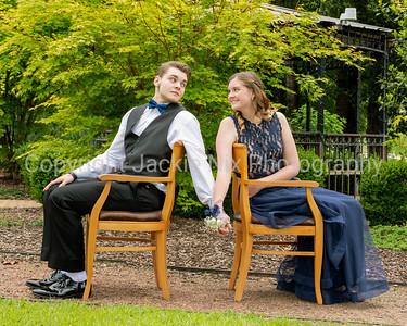 Kyle & Trinity Prom