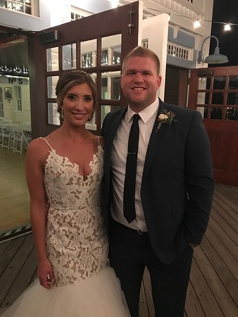 Kyle and Lauren - September 22, 2018