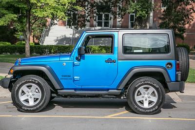 Kyle jeep