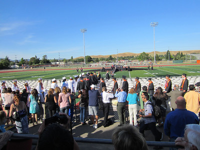 2012-06-15 Cal High Graduation