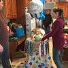 Happy Birthday Kyler!  He was in awe of the cake.