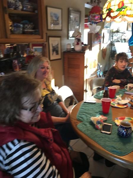Christine, Jeanine & Patty