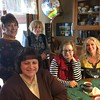 The honorary Nanas ~ Joyce, Christine, & Jeanine, Patty & Diane