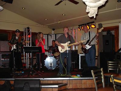 Kymmie and the Diamondbacks at Tex Wasabi 05/28/2010