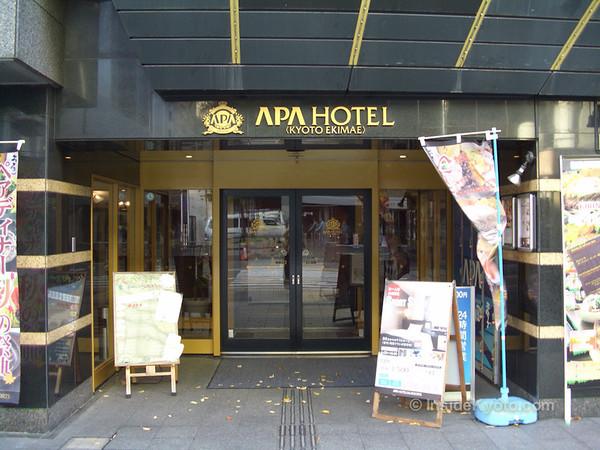 Hotel APA Hotel Kyoto Ekimae Kyoto Station Area
