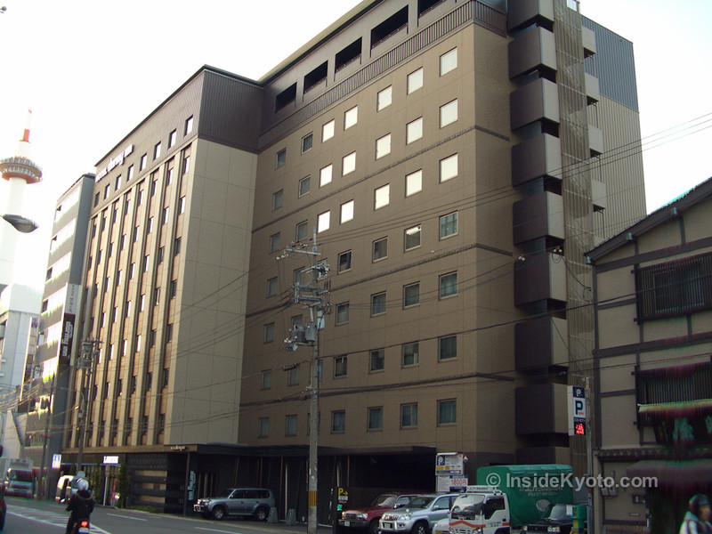 Hotel Dormy Inn Premium Kyoto Ekimae Kyoto Station Area