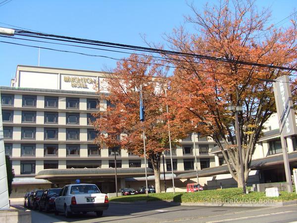 Hotel Kyoto Brighton Hotel Central Kyoto